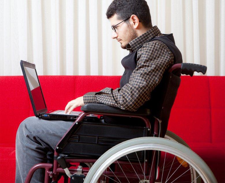 Онлайн работа для инвалидов колясочников