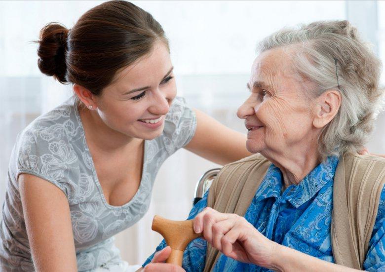 Компенсация по уходу за пожилыми пенсионерами