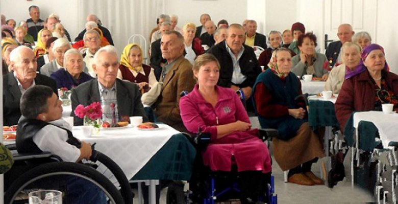 Проблемы в доме-интернате для престарелых и инвалидов