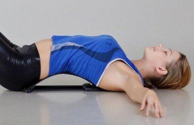 Гимнастика как метод лечения при грудном остеохондрозе