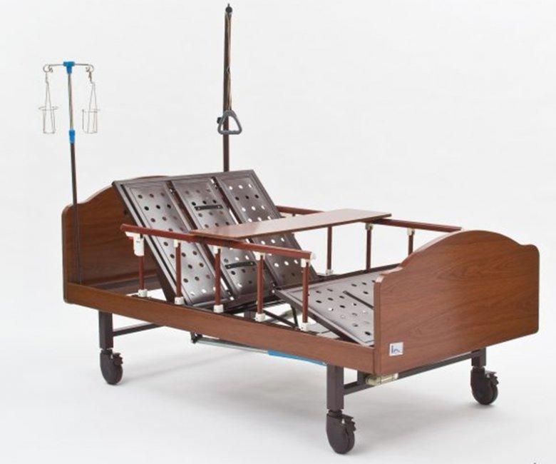 Механическая функциональная медицинская DHC кровать FF-4